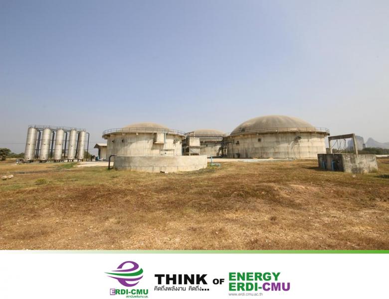 เทคโนโลยีก๊าซชีวภาพจากพืชพลังงาน ตอบโจทย์โรงไฟฟ้าชุมชน
